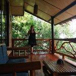 Balcony, room D1
