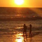 Sun Set from San Clemente beach