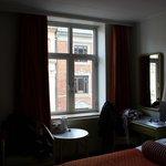 La finestra della camera