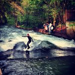 Surf in the city ��