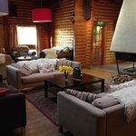 Nae Limits Log Cabin Lounge