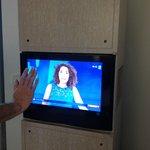 la mini TV... (le tout pour un MAXI prix)