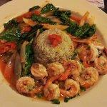 Shrimp Mexican Stir Fry
