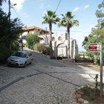 12. Arrived Hameiri Estate B&B, Rosh Pina.