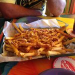 Just a few Cheese Fries