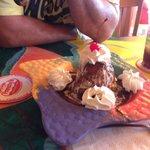 Dessert Beach Brownie