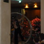 show entertainment in hotel