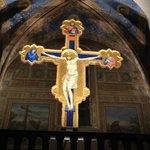 crocefisso di stile Giottesco