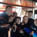 Perfect diving trip