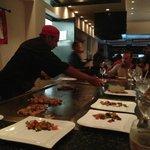 Himitsu show cooking