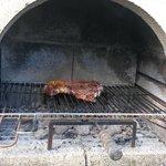 Possibilità di utilizzo del barbecue