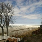 View of Lake Erie from Lakehouse Inn & Winery