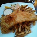 Mushy Fish & Chips