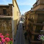 Prachtig uitzicht vanuit ontbijtkamer Valencia Minfdulness Retreat