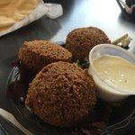 Side order of falafel