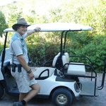 Game Guide + Golf Buggy
