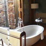 Luxury Tented Suite - bathroom