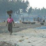 spiaggia villaggio dei pescatori