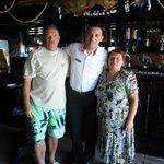 Ахмед - наш лучший бармен и друг