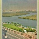 View frim mangrove hotel