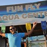 fun fly  aqua center