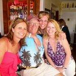 Bahama Bob & friends at the Rum Bar.
