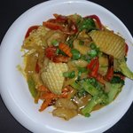 Signature dish: Pong Gari
