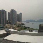 Splendid harbour view