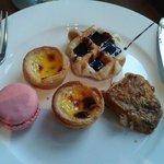 Svaoury snacks - tea time @ restaurant