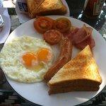 Comfort breakfast!