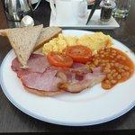 Imagen del desayuno