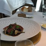 ROCKOCTOPUS – ARTICHOKES, CHARCOAL OIL AND SAVORY