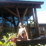 Tambo del Inka (piscina)