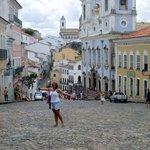 Pelourinho/ Salvador, lugar histórico e poético.