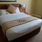 Kingsize bed
