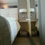 Spazio letto - muro