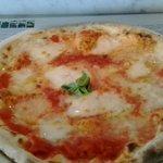 la pIzza di EATALY a Genova la piu buona pizza del mondo!!
