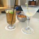 Fantastic drinks await you at the bar