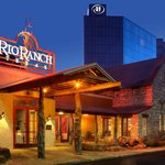 Enjoy fine dining at the Rio Ranch Restaurant.