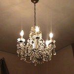lampadario stanza
