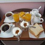 Breakfast day two