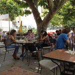 Lunch at Le Cigalon June 2012