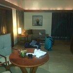 Luxury pool villa 205 lounge