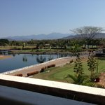 View of Marina Golf Course from the Veranda