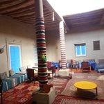 Speisezimmer ganz im Berberstil
