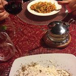 Primi piatti... Poci fatti a mano all'aglione
