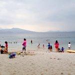 Camayan beach