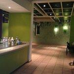 Le beau restaurant Calypso
