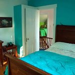 The Cape Turquoise Bedroom