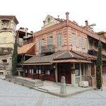 صورة فوتوغرافية لـ Gabriadze Cafe